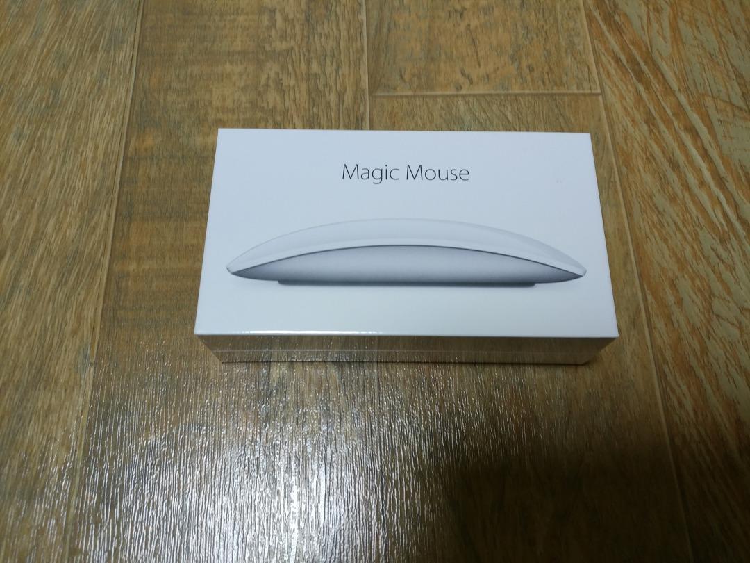 애플 매직 마우스 2, USB-C-USB어댑터 개봉기, 리뷰, 후기