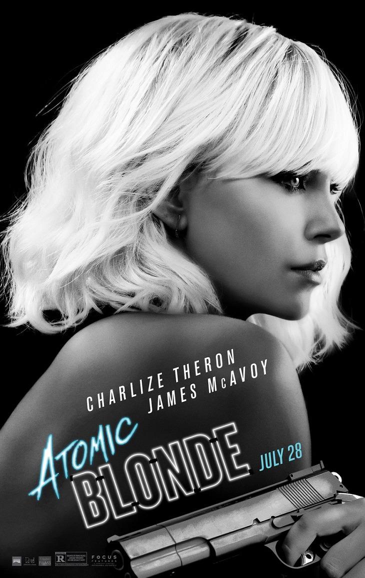 아토믹 블론드 2017 (Atomic Blonde 2017)