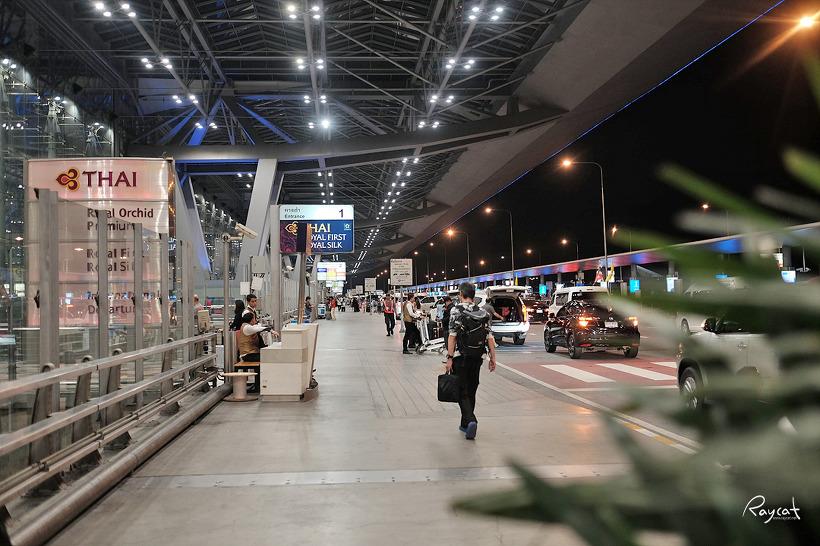 태국여행 방콕 수완나품에서 부산까지 내일투어 타이항공 비지니스 탑승