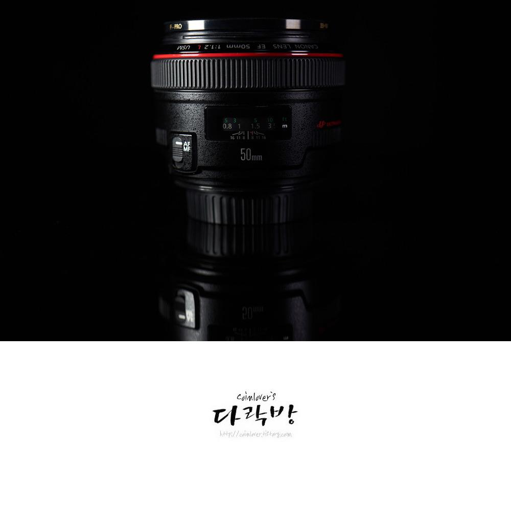핀 맞은 오이는 무적이다 - 캐논 오이만두 EF50mm F1.2L + MC-11