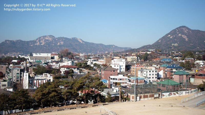 서울 북촌 여행 / 인왕산, 북악산이 펼쳐지는 환상적인 북촌 풍경 / 북촌 야경