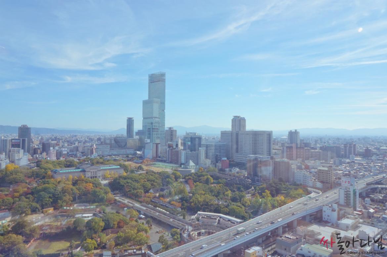 츠텐카쿠(通天閣) 오사카 전망