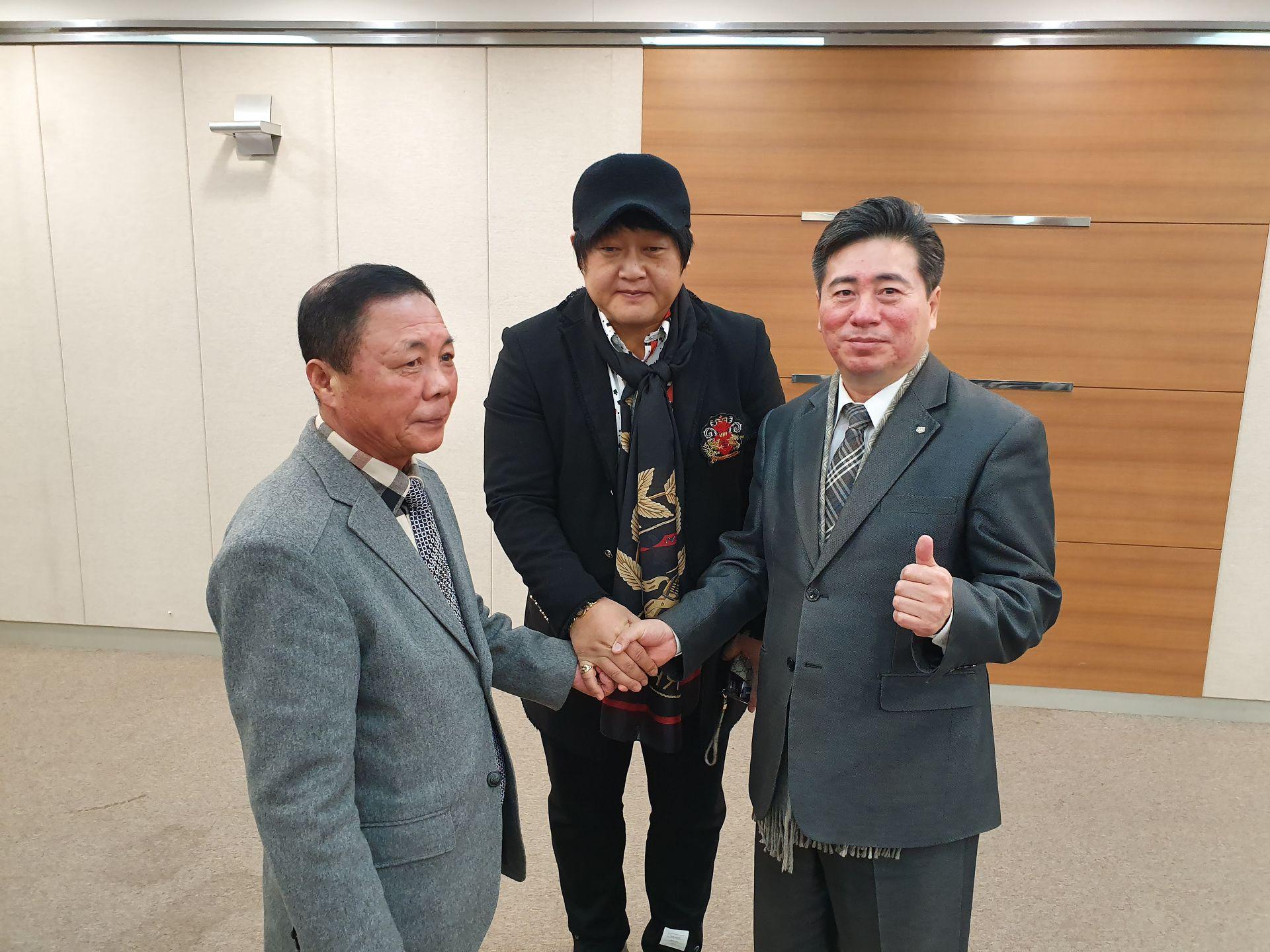 (주)큰틀k, 청도 한국우사회 상가 활성화를 위한 임원 간담회 개최해