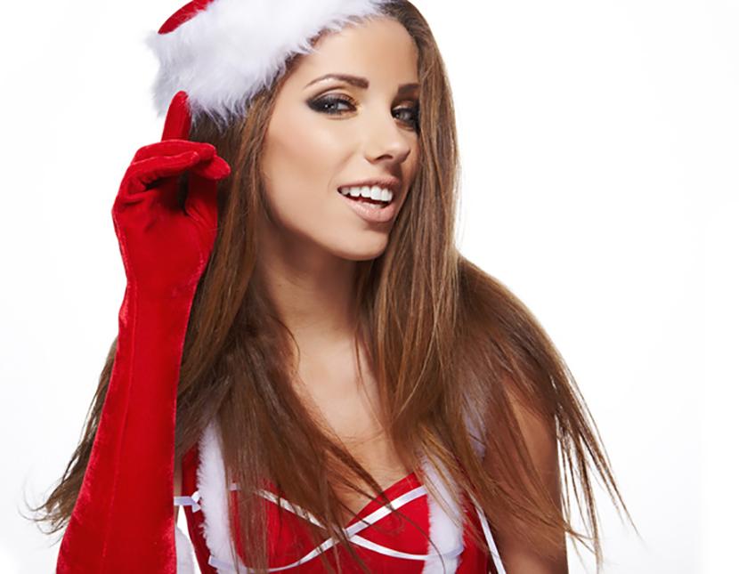 여성 산타클로스 코스프레 스톡사진 이미지 jpg 모음