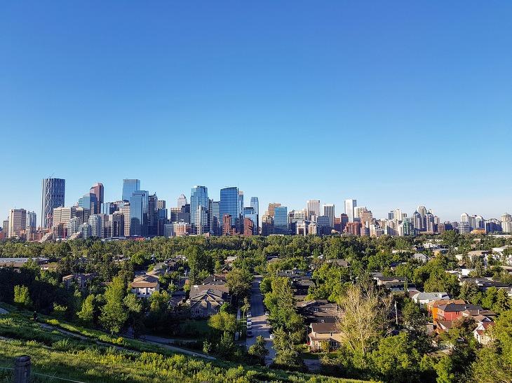 캘거리, 캐나다, 친환경도시
