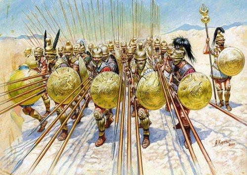 세계 역사 상 최초의 남성커플로 구성 된 부대 '신성부대'