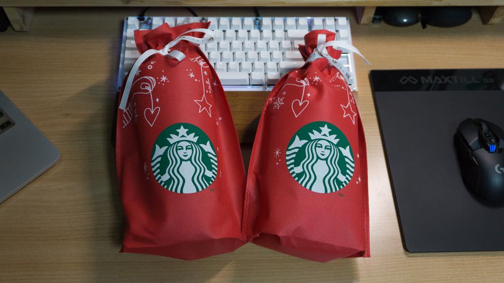 스타벅스 2017 크리스마스 1 프로모션 지름