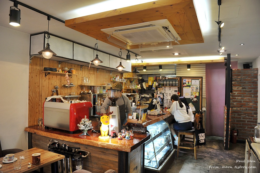 [대구 동성로 카페] 카페 노엘블랑 (Cafe Noel Blanc / 대구 노엘블랑 / 대구 동성로 노엘블랑 / 대구 카페 /  대구 카페 맛집 / 大邱 東城路 咖啡馆 (カフェ))