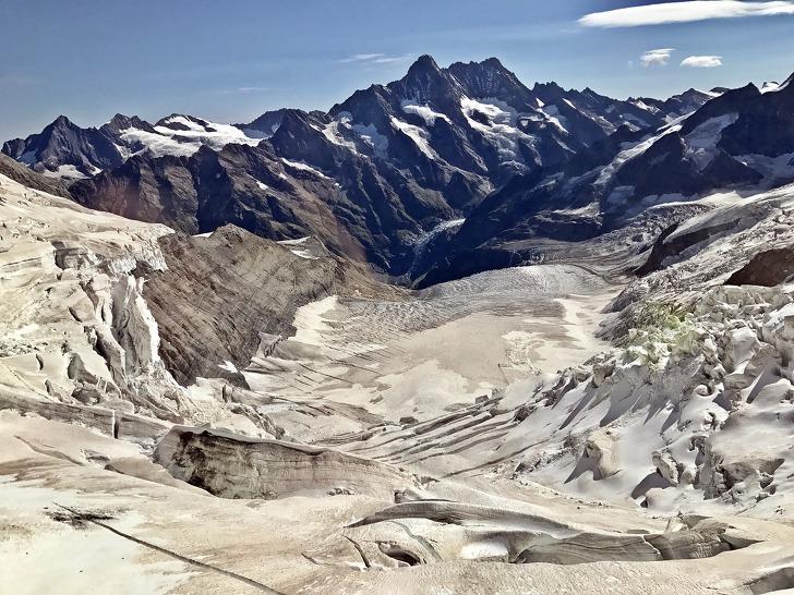 [융프라우여행] 유럽의 지붕인 융프라우요흐(Jungfraujoch)에 오르다