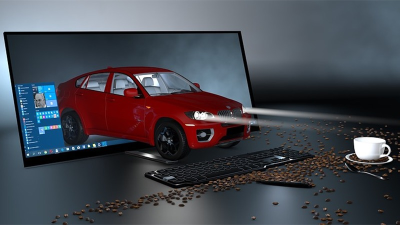 사진: 윈도우10 정품등록을 안하고 사용해도 배경이미지 변경이 가능하다.