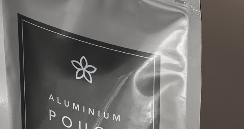 커피브랜드에 사용하면 좋을 목업Mockup 금속호일팩
