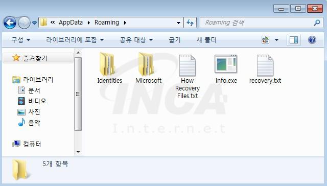 [그림 1] 복사 된 파일