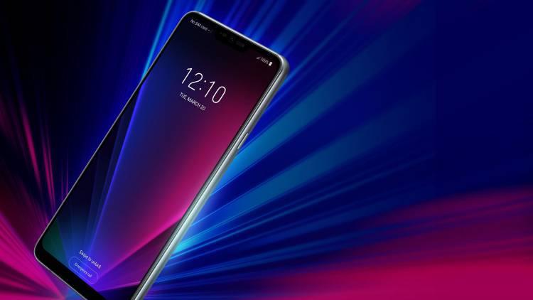 LG G7 씽큐 렌더링 이미지 유출, 노치 이외에 준비한 것은?