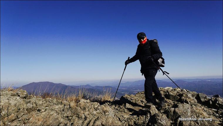 간월산 등산