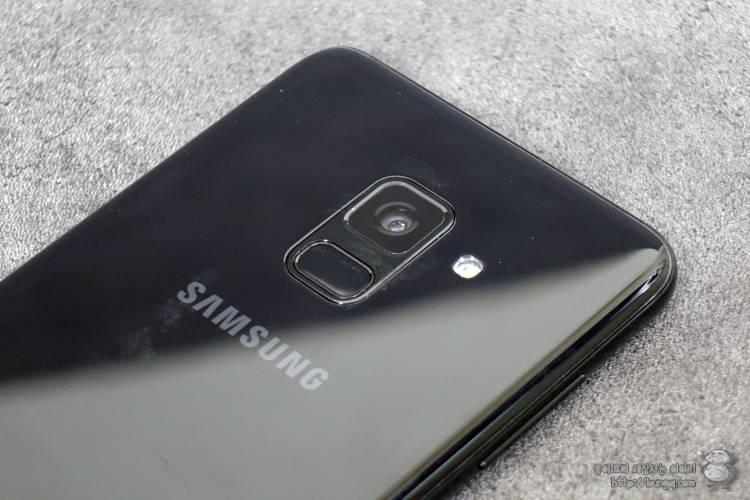 삼성, 갤럭시, A8, 2018, 카메라, 특징, 샘플