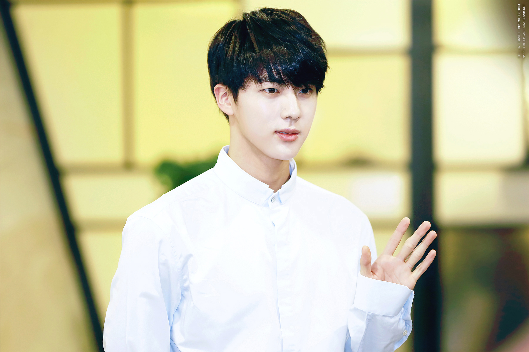 Bts Jin Godly Visuals Celebrity Photos Onehallyu